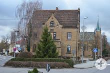 Grundschule Zollernstraße im Winter