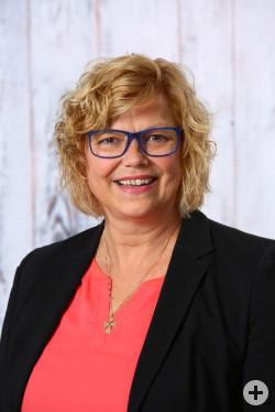 Rektorin Frau Gruler-Baeck